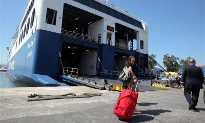 Κορωνοϊός: Μόνο οι μόνιμοι κάτοικοι θα μπορούν να ταξιδέψουν στα νησιά 14