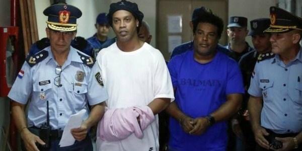 Στην φυλακή μαζί με εμπόρους ναρκωτικών ο Ροναλντίνιο 20