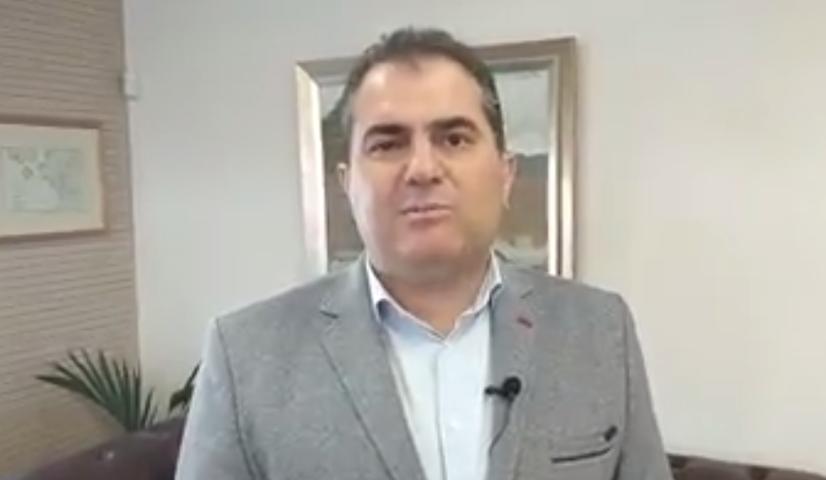 Σύνεση και λογική συνιστά ο δήμαρχος Καλαμάτας, Θανάσης Βασιλόπουλος 1