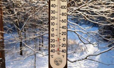 """Έκτακτο δελτίο επικίνδυνων καιρικών φαινομένων """"βουτιά"""" της θερμοκρασίας 10"""