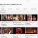Παραστάσεις του ΤΕΘ στο Youtube