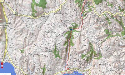 Πιλοτική χαρτογράφηση του «Μηναγιώτικου Μονοπατιού Natura 2000» της Νότιας Μεσσηνίας 2