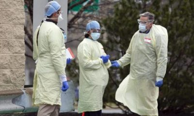 Κορονοϊός στις ΗΠΑ: Πάνω από 1.200 νεκροί σε 24 ώρες στις ΗΠΑ 4