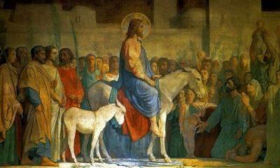 Κυριακή των Βαΐων: Τι γιορτάζουμε σήμερα 1