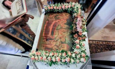 Κορονοϊός: Ιερέας άνοιξε την εκκλησία για τον Επιτάφιο και οδηγήθηκε στον εισαγγελέα 3