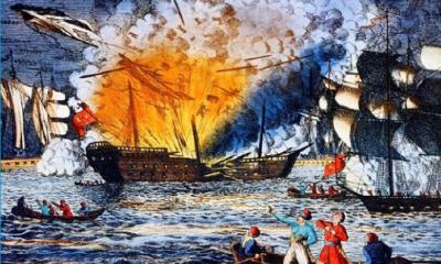 Η 195η επέτειος της Ναυμαχίας της Μεθώνης 3