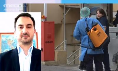 Χαρίτσης: «Μέτρα - ασπιρίνες από την κυβέρνηση στην οικονομία» 27