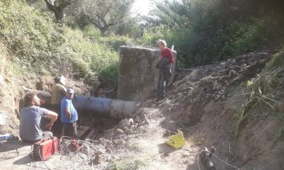 Για πρωτοφανή ταλαιπωρία μιλά η Καλαμάτα Μπροστά από τη διακοπή υδροδότησης 16