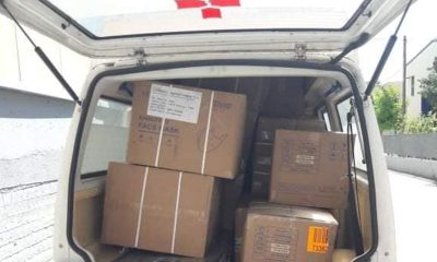 Δωρεά 20.000 μάσκες FFP2 για τα Νοσοκομεία Καλαμάτας και Κυπαρισσίας 10