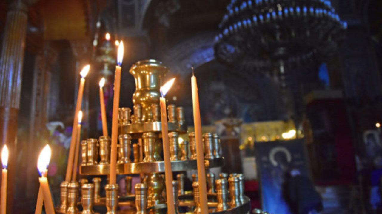 Εκκλησία από το σπίτι: Το πλήρες τηλεοπτικό πρόγραμμα των Ακολουθιών της Μεγάλης Εβδομάδας 1