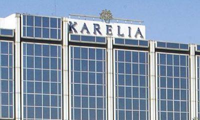 """Δωρεά 50 υπερσύγχρονων σταθμών Μ.Ε.Θ. από την Καπνοβιομηχανία """"Καρέλια"""" 26"""