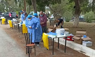 Νέο κρούσμα κορονοϊού στην Περιφέρεια Πελοποννήσου στα 25 συνολικά 4