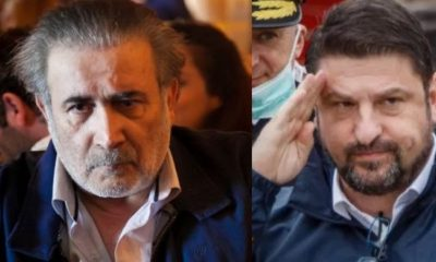 Λάκης Λαζόπουλος για Νίκο Χαρδαλιά: «Έχει την φάτσα του άχρηστου που έγινε και κάτι» 2