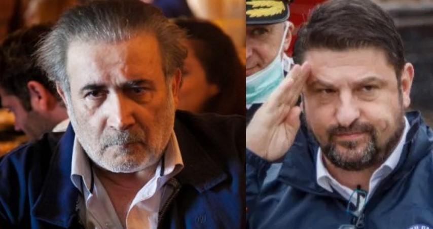 Λάκης Λαζόπουλος για Νίκο Χαρδαλιά: «Έχει την φάτσα του άχρηστου που έγινε και κάτι» 16