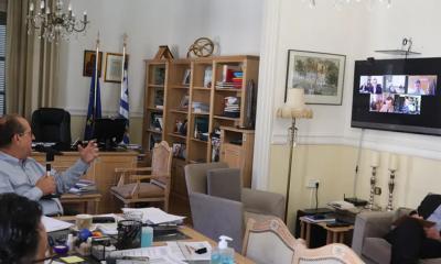 Τρία νέα κρούσματα του νέου κορονοϊού στην Περιφέρεια Πελοποννήσου 2
