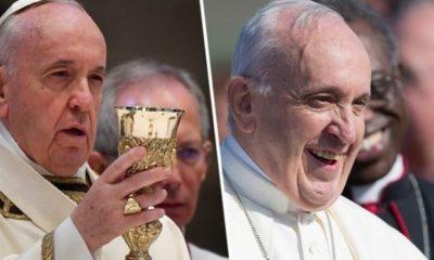 Πάπας: «Το ουίσκι είναι ο πραγματικός αγιασμός» 16