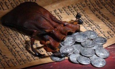 Πόσο θα άξιζαν τα 30 αργύρια του Ιούδα σε σημερινά ευρώ 1