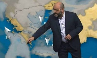 Σάκης Αρναούτογλου: Ξανά... χειμώνας από Τρίτη! 2