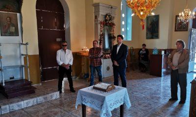 Τίμησαν τον μέγα ευεργέτη της Μεσσήνης Νικόλαο Αθ. Χιώτη και τη σύζυγο του Μαρία 5