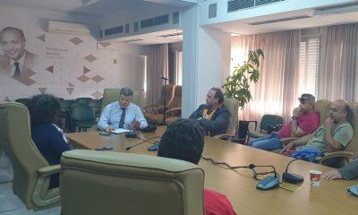 Συνάντηση για την ασφαλή μεταφορά των μαθητών στην Π.Ε. Μεσσηνίας 4