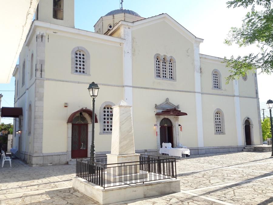 Ναός Κοιμήσεως της Θεοτόκου Πλατέος