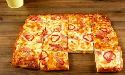 Φτιάξε την πίτσα της τεμπέλας σε χρόνο ρεκόρ 33