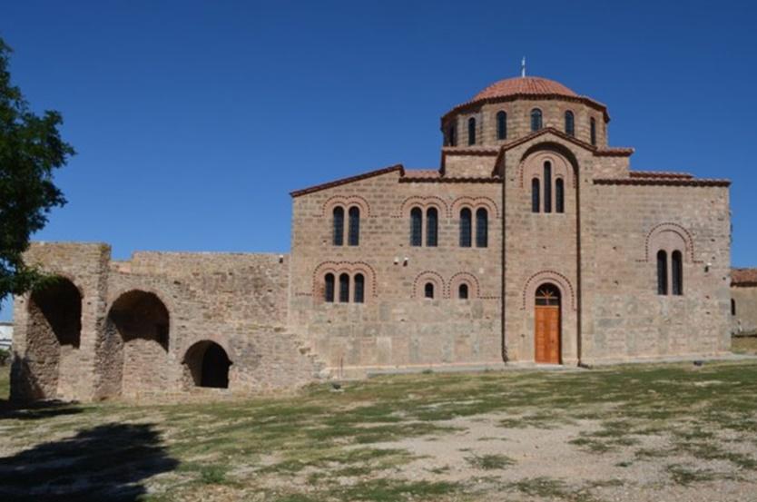 Όλη η αλήθεια για τον Ιερό Ναό Μεταμορφώσεως του Σωτήρος στη Χριστιανούπολη 11