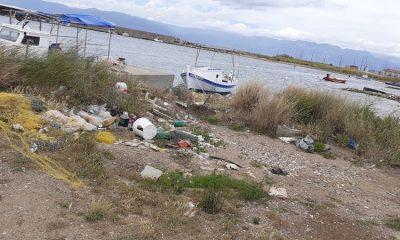 """Εικόνες εγκατάλειψης στο Πεταλίδι την τουριστική σεζόν """"μια ανάσα δρόμο""""... 2"""