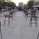 άδειες καρέκλες