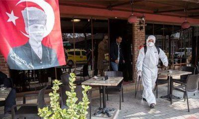 Κορονοϊός – Τουρκία: Σε 3.336 ανέρχονται οι νεκροί – Πάνω από 124.000 τα συνολικά κρούσματα στη χώρα 17