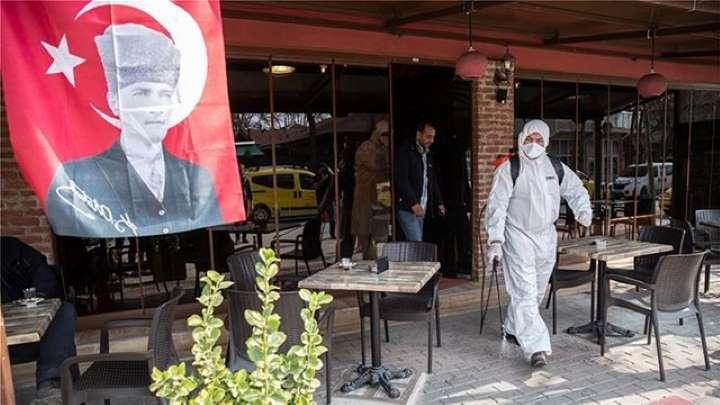Κορονοϊός – Τουρκία: Σε 3.336 ανέρχονται οι νεκροί – Πάνω από 124.000 τα συνολικά κρούσματα στη χώρα 14