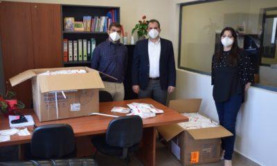Δωρεά 3.000 μάσκες από το Ίδρυμα Καπετάν Βασίλη & Κάρμεν Κωνσταντακόπουλου 8
