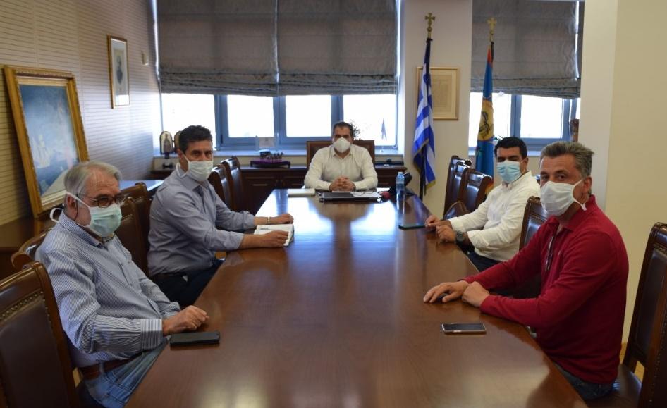 Συνεργασία Δήμου - Φαρμακευτικού Συλλόγου Μεσσηνίας 1