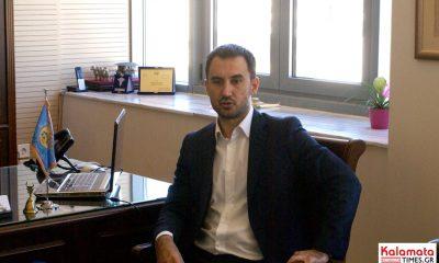 Ο Χαρίτσης ανέφερε τις προτάσεις του Επιμελητηρίου Μεσσηνίας στη Βουλή 8
