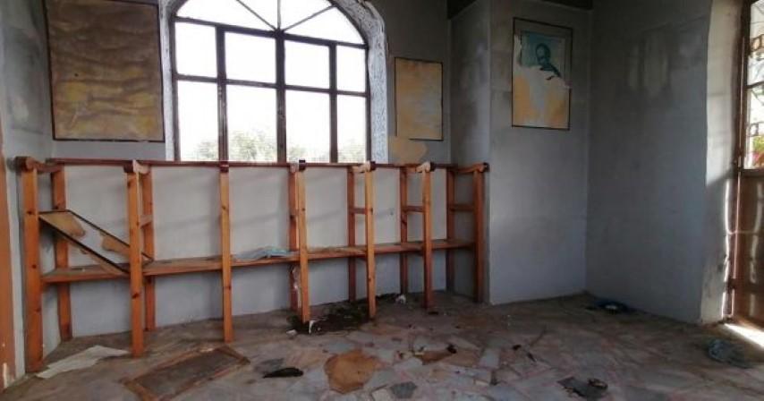 Η Αγία Αικατερίνη στη Μόρια χρησιμοποιείται πλέον ως τουαλέτα 3