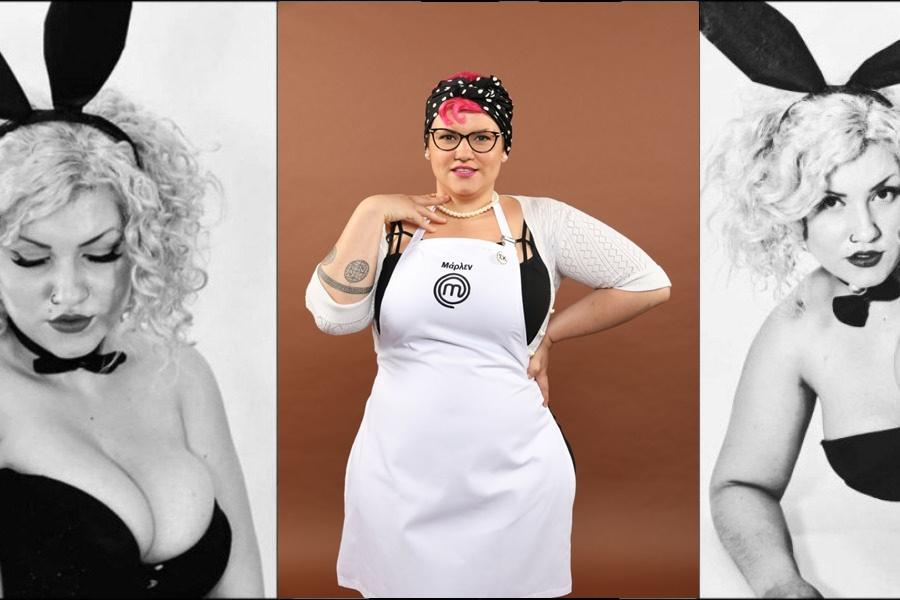 Δείτε τη Μάρλεν από το MasterChef στα καλλιστεία για plus size μοντέλα 12