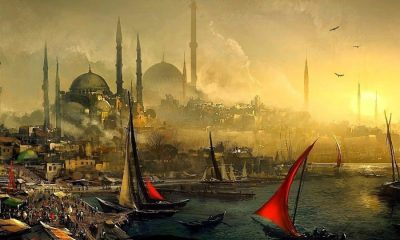 Σαν σήμερα: Η άλωση της Κωνσταντινούπολης από τους Οθωμανούς Τούρκους 27