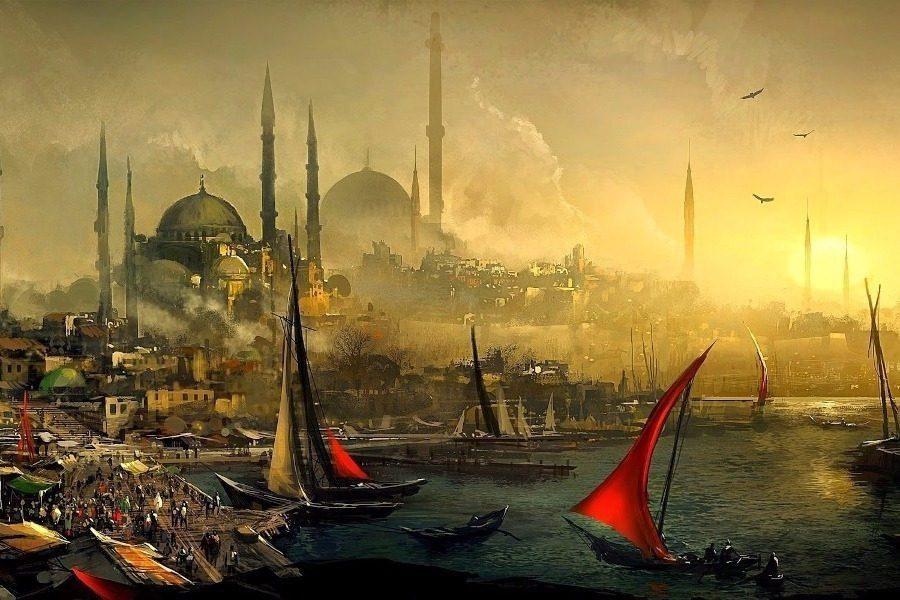 Σαν σήμερα: Η άλωση της Κωνσταντινούπολης από τους Οθωμανούς Τούρκους 14
