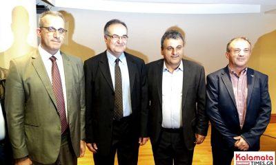Τοποθέτηση Κοσμοπουλου για τη σύγκλιση της διαπαραταξιακής επιτροπής 8