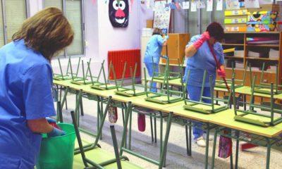 Μονιμοποίηση συμβασιούχων και νέες προσλήψεις στη σχολική καθαριότητα ζητά το ΚΚΕ Μεσσηνίας 2