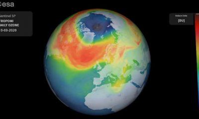 Έκλεισε τεράστια τρύπα του όζοντος στον Βόρειο Πόλο 16