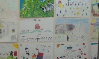 Δυο βραβεία απέσπασε το 13ο δημοτικό σχολειό Καλαμάτας σε διαγωνισμό ζωγραφικής 3