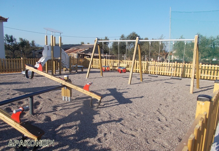 παιδικές χαρές στον Δήμο Μεσσήνης