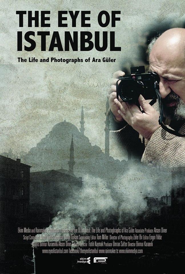 Τhe Εye of Ιstanbul