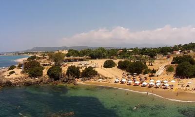 Τριήμερο στις 4 θάλασσές beach bar με quest dj Risk (GR) 1