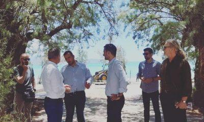 Στην Καλαμάτα ο Αλέξης Χαρίτσης - Χρειάζονται άμεσες ενέργειες για τις επιχειρήσεις 2