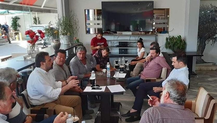 Στην Καλαμάτα ο Αλέξης Χαρίτσης - Χρειάζονται άμεσες ενέργειες για τις επιχειρήσεις 14
