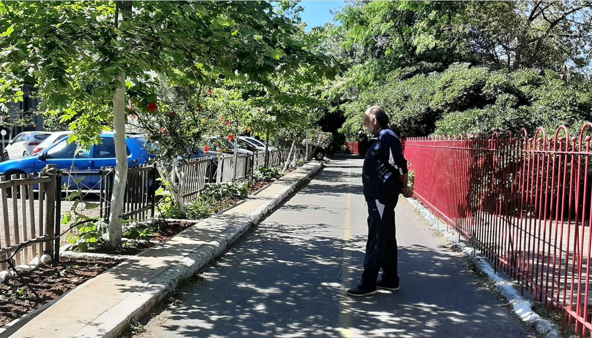 Αξιέπαινες εθελοντικές δράσεις πολιτών πλησίον του Πάρκου Σιδηροδρόμων 14