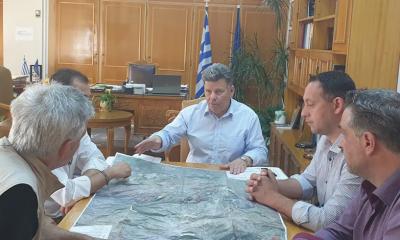 Συνάντηση στην Π.Ε. Μεσσηνίας για την προώθηση των μονοπατιών του Δήμου Οιχαλίας 19