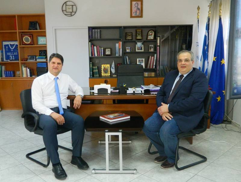 Γεώργιος Πετράκος - Δήμος Μεσσήνης
